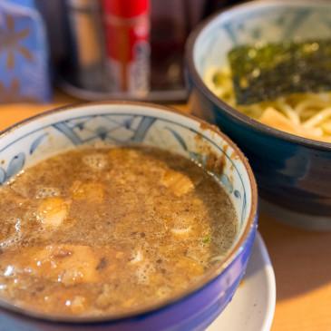 葱次郎のつけ麺