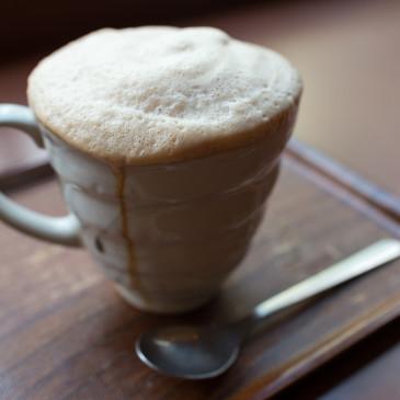 CAFE MOCOのロイヤルミルクティー