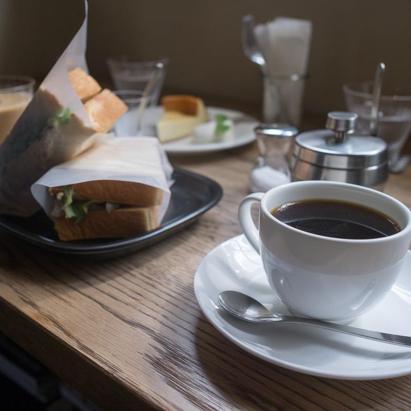 café haven't we met