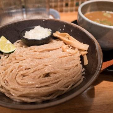 麺匠たか松のつけ麺