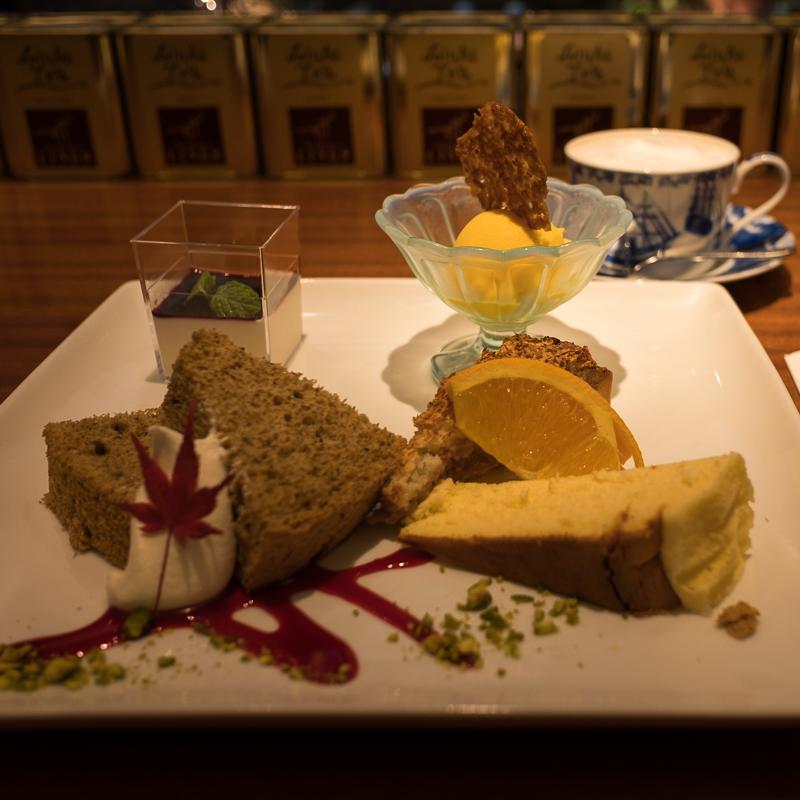 仙台の紅茶専門店 LINKS