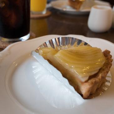 アマンディエのケーキ