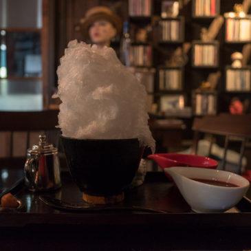 長瀞 阿左美冷蔵のかき氷