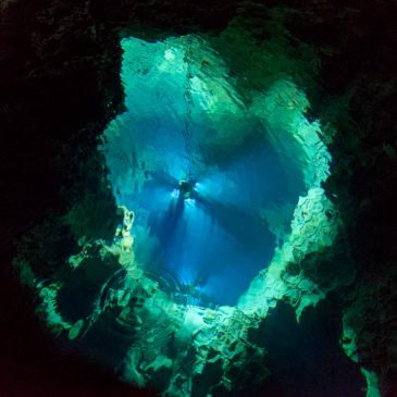 復活の龍泉洞