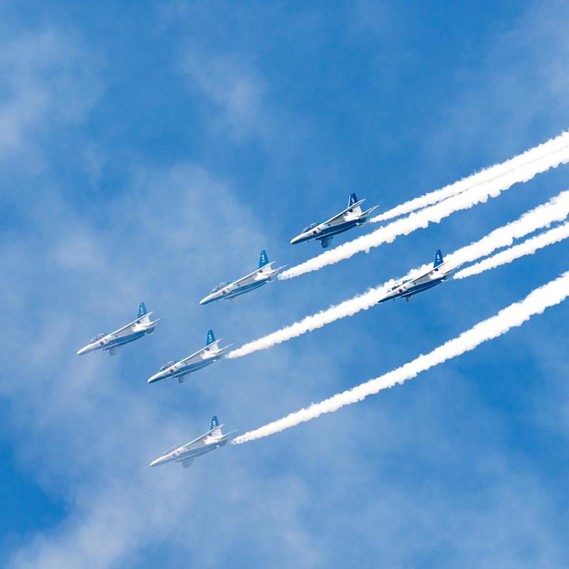 復活の松島基地航空祭2017
