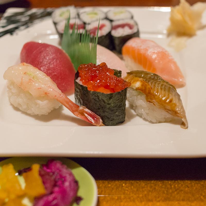 石巻 竹乃浦で夕食