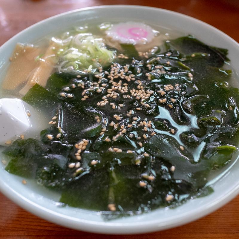 宮古 福の塩中華麺