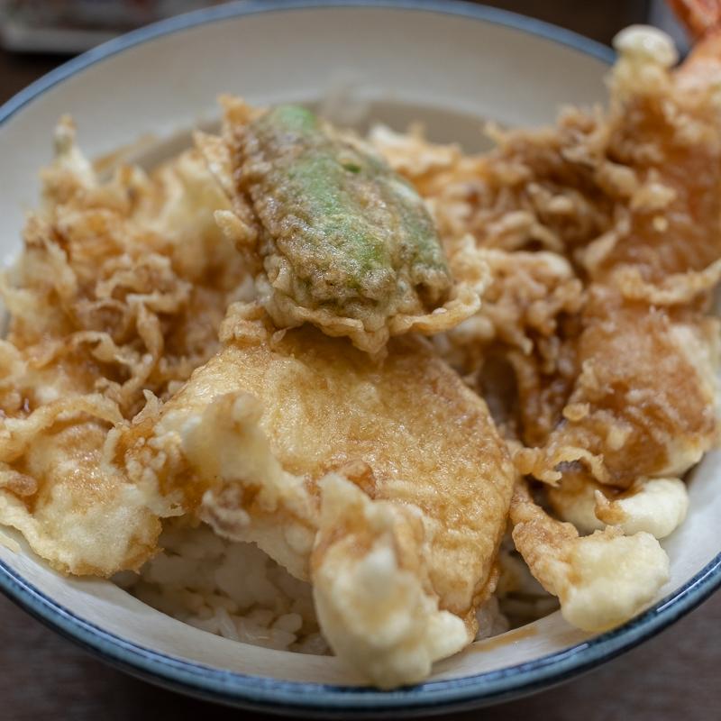 天ぷら水谷