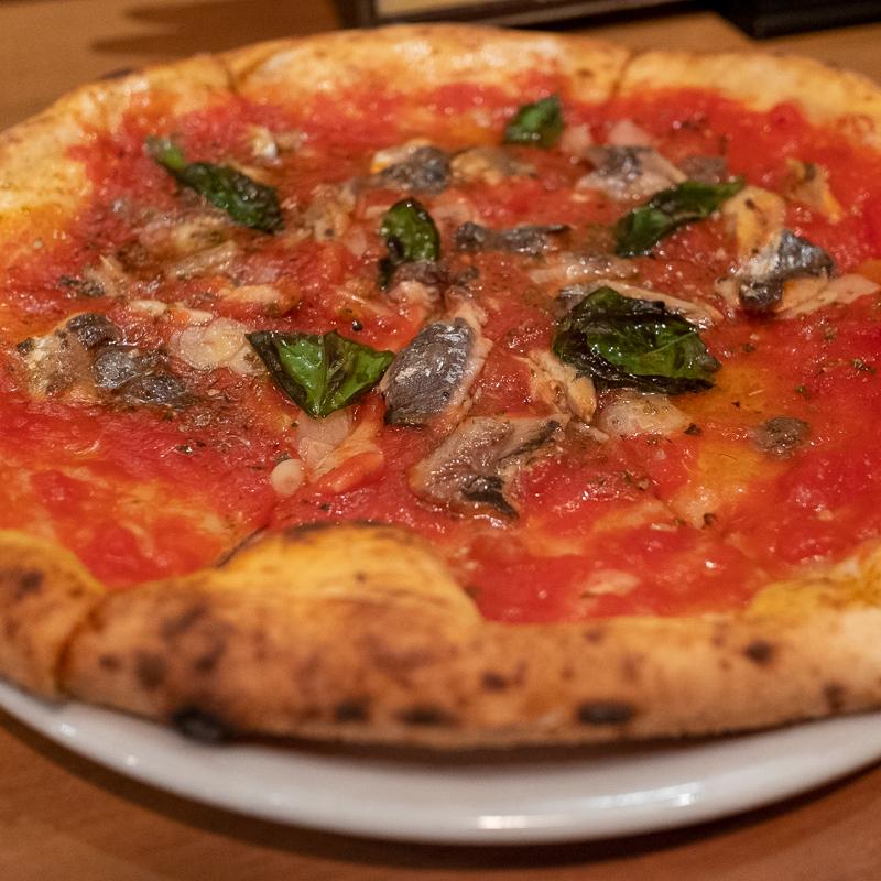 Antica Pizzeria da ZUZU