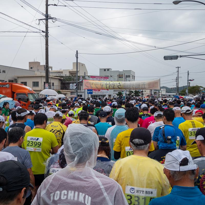 五島列島夕やけマラソン2019