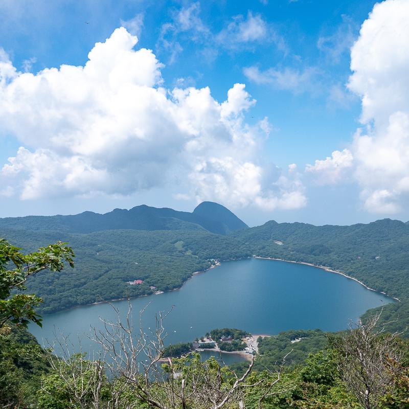 赤城山 黒檜山・駒ヶ岳縦走